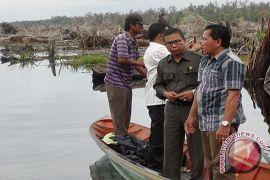 Dampak Aktivitas PT Lonsum di Muara Ohong