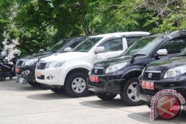 Sekretariat DPRD Penajam Kembalikan 20 Mobil Dinas