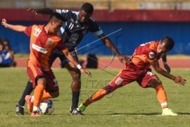 Laga Borneo FC menjamu PSIS Semarang diundur