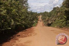 Pembangunan jalan tembus menuju Kubar jadi prioritas Pemkab Mahulu