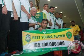 Pelaksanaan Turnamen Piala Gubernur Kaltim diundur