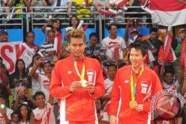 OLIMPIADE 2016 - Indonesia Selesaikan Misi Menjemput Emas