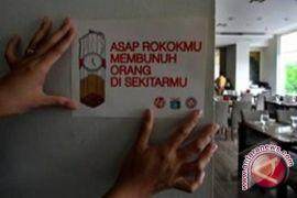 Baru 35 persen perokok taati aturan tempat dilarang merokok
