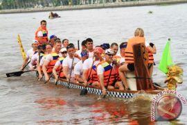 Kutai Kartanegara Siap Gelar Festival Perahu Naga Internasional