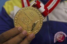 Perolehan Medali Peparnas 2016
