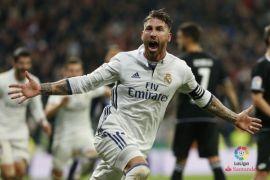 Real Madrid taklukkan Betis 5-3