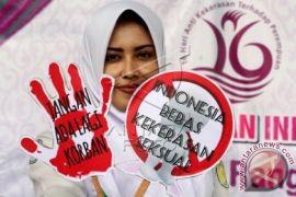 Kasus kekerasan perempuan di Kaltim tergolong tinggi