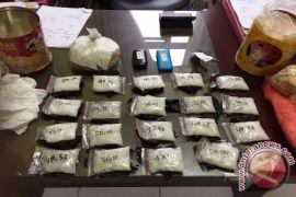 Polresta Samarinda Musnahkan Dua Kilogram Sabu-sabu