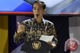 Soal cawapres 2019, Jokowi bilang masih digodok
