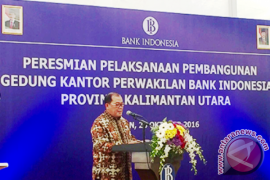 BI Kaltara Ditargetkan Beroperasi Akhir April 2017