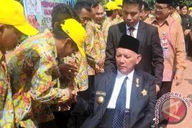 Gubernur Kaltim Lepas 575 Anggota Kontingen KTNA