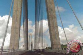 Konsultan Bantah Jembatan Mahkota II Retak