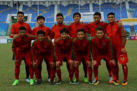 Timnas U-19 segrup dengan Qatar-UEA di Piala Asia