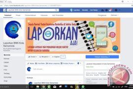 BNNK Samarinda Luncurkan Media Pelaporan Berbasis Medsos
