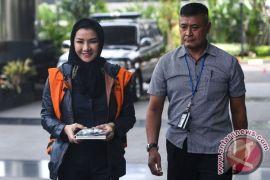 Pemeriksaan Perdana Rita Widyasari