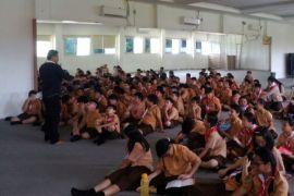 100 Anggota Pramuka IAIN Samarinda Dapat Pembekalan Masalah Narkoba
