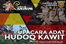 Parade Hudoq Kawit, Silat & Rekor MURI Lampaui 1.000 Peserta