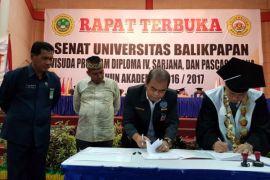 BNNP Kaltim Gandeng Universitas Balikpapan Giatkan Program P4GN