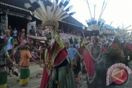Festival Hudoq Mahakam Ulu digelar 23-27 Oktober