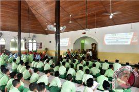 BKKBN Kaltim Gelar Sosialisasi di Ponpes