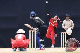 PCI Kaltim motivasi Timnas Kriket di thailand