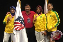 Atlet Kaltim targetkan emas Malaysia Terbuka