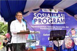 Sosialisasi Program KKBPK di Kelurahan Kampung Jawa