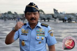 Panglima TNI mutasi tiga Pangdam