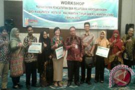 BKKBN Kaltim gelar workshop pencatatan dan pelaporan