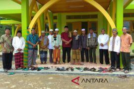 Masjid Darul Khair bantuan dari CSR Kideco Diresmikan