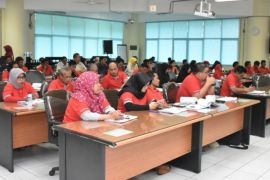 Pupuk Kaltim gelar pelatihan CSR bagi masyarakat binaan