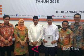 Rusmadi-Safaruddin Pilih Jalan Kaki Daftar ke KPU