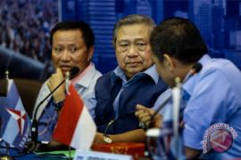 SBY Pimpin Rapat Darurat Partai Demokrat
