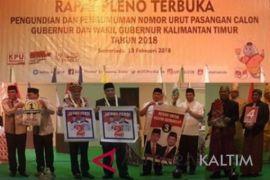 KPU Mahakan Ulu jadwalkan kampanye damai Pilkada Kaltim