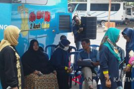BKKBN tingkatkan pelayanan KB  dengan Muyan