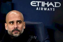 Guardiola raih penghargaan manajer terbaik Liga Inggris