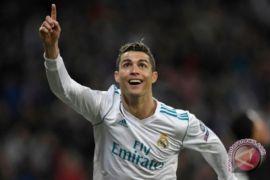 Bahagianya Ronaldo setelah bawa Real Madrid kalahkan PSG