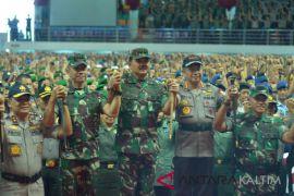 Panglima dan Kapolri tegaskan netralitas TNI-Polri di pemilu