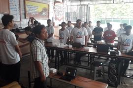 Komunitas Vapers Samarinda deklarasi tolak narkoba