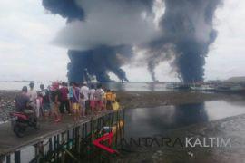 Gara-gara tumpahan minyak, 162 kapal nelayan tak bisa melaut