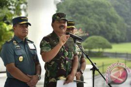 Panglima: program pengabdian tentara di perbatasan diperbesar