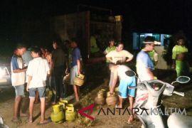 Disperindagkop Paser awasi penjualan 1.785 tabung elpiji melalui OP