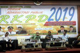 Bappeda Paser gelar konsultasi publik penyusunan RKPD 2019
