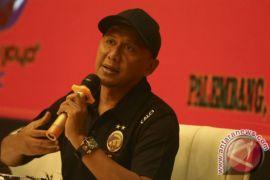 RD bersyukur bisa redam Persib Bandung