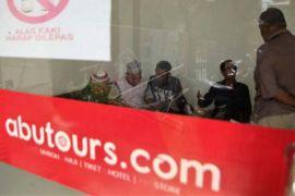 Kerugian jamaah Abu Tour Rp1,4 triliun
