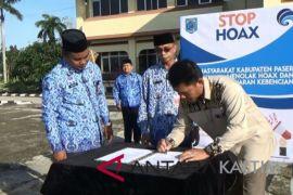Pemkab Paser deklarasikan gerakan antihoaks