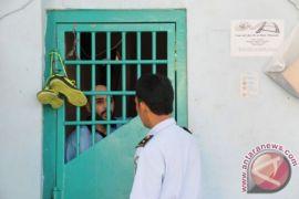 Ratusan penghuni Rumah Detensi Imigrasi Balikpapan mengamuk