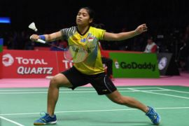 Tim Uber Indonesia lolos perempat final