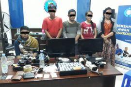 BNNK Samarinda bekuk eks bandar narkoba Segiri