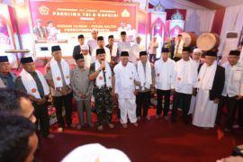 Panglima TNI dan Kapolri Safari Ramadhan di Samarinda